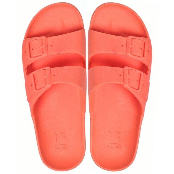 CACATOES - Slippers - Rio De janeiro Corail