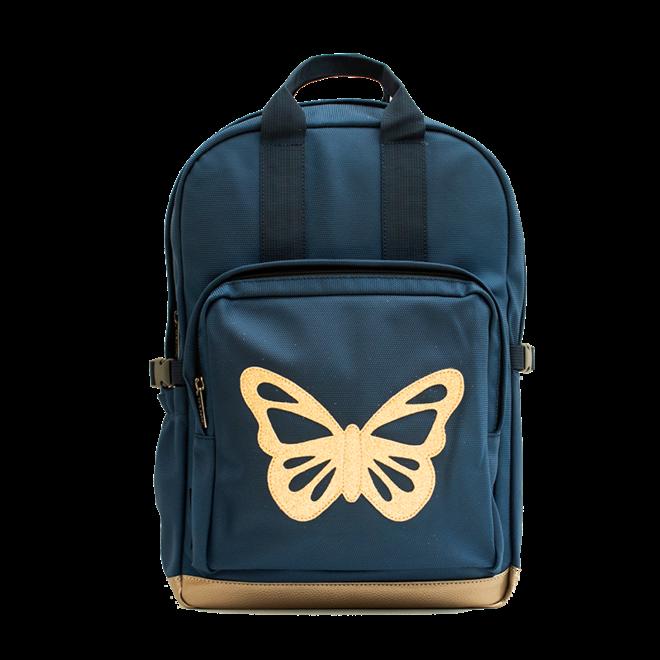 CARAMEL&CIE - Schoolrugzak - Papillon Navy