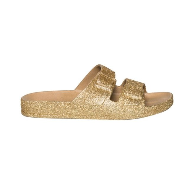 CACATOES - Slippers - Trancoso Gold