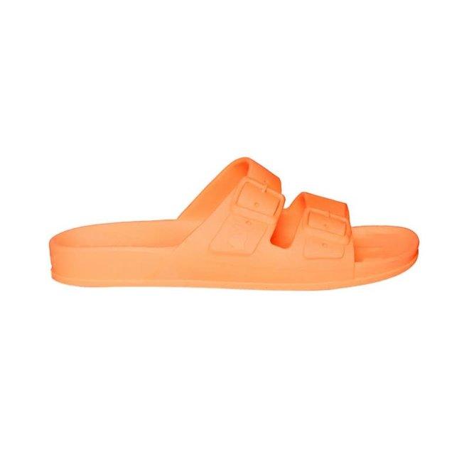 CACATOES - Slippers - Bahia Orange Fluor