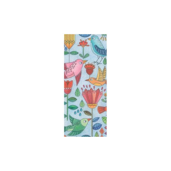 AVENUE MANDARINE - Kleurboek - Graffy Mandala bookmarkers