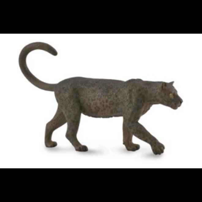 COLLECTA - Wilde Dieren - zwarte luipaard (L)