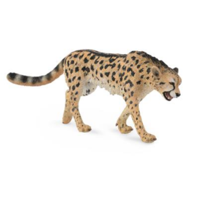 COLLECTA - Wilde Dieren - Koning cheetah (L)