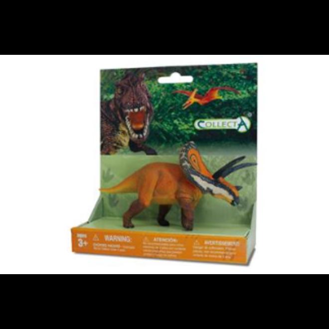 COLLECTA- Dinosaurus-gift set- Torosaurus