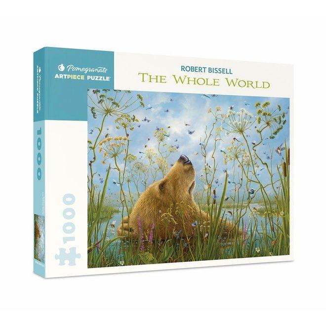 POMEGRANATE  - Puzzel - The Whole World ( 1000stuks)