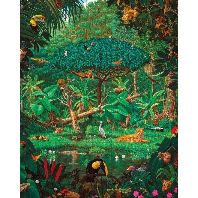 POMEGRANATE  - Puzzel - Rainforest ( 1000stuks)