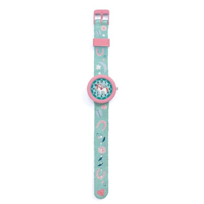 DJECO - Horloge - Horse