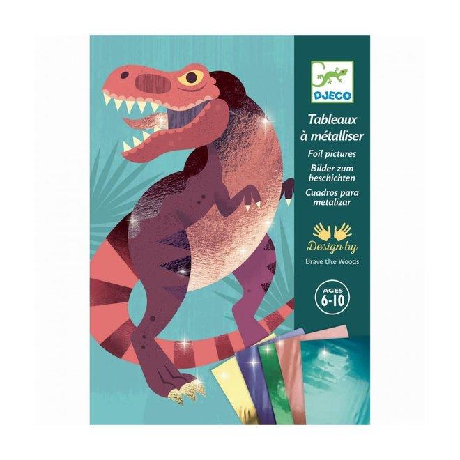 DJECO - Creatief met Folie - Jurassic 6+
