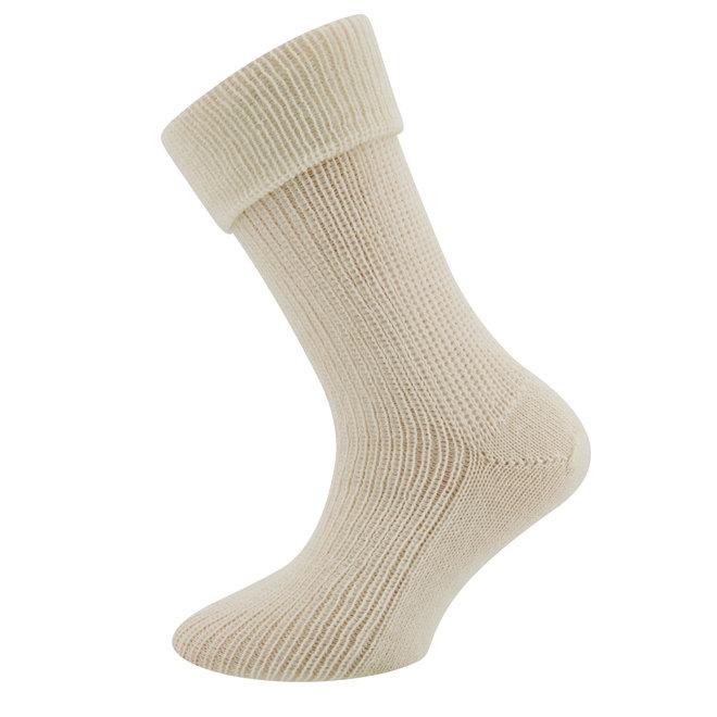 EWERS - Korte sokken  - Alpaca/Merino Natur