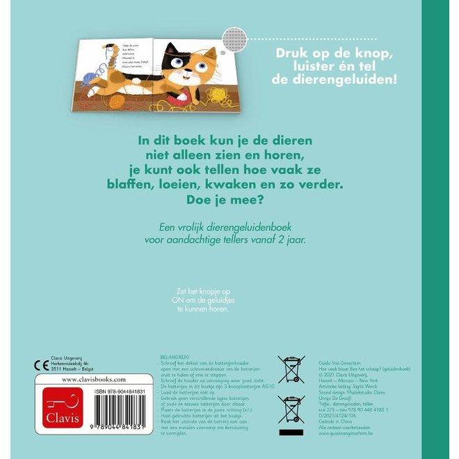 CLAVIS - Geluidenboek - Hoe vaak blaat Bea het schaap?