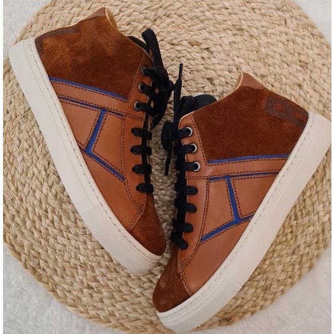 ROMAGNOLI - Sneaker - Boemolux Cuoio