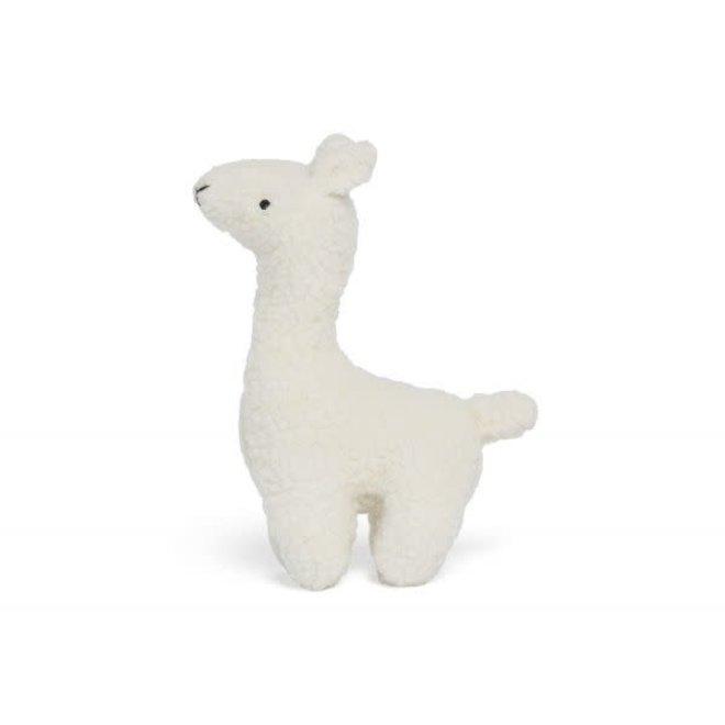 JOLLEIN - Knuffel - Lama Off white Small
