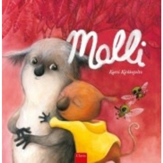 CLAVIS - Kijk  & Voorleesboek - Molli 4+