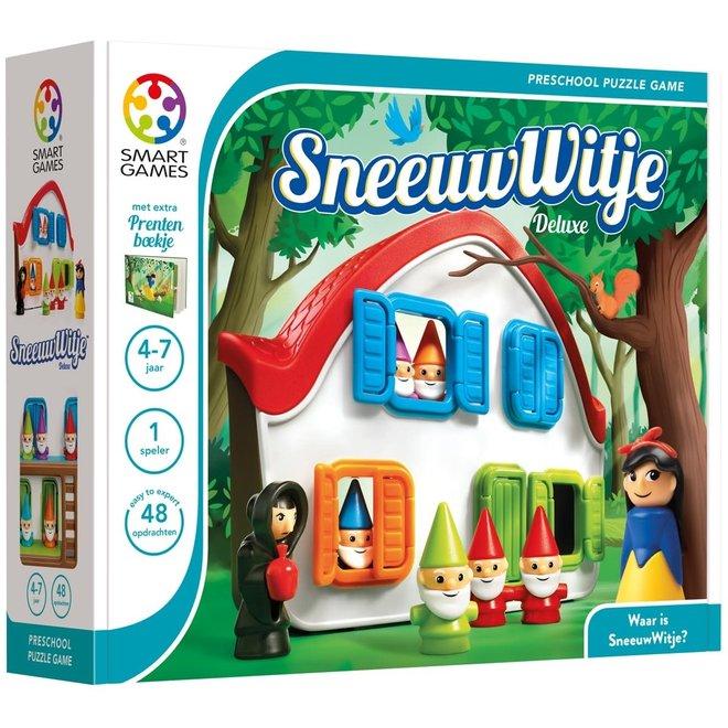 SMART GAMES - Sneeuwwitje (+4jaar)