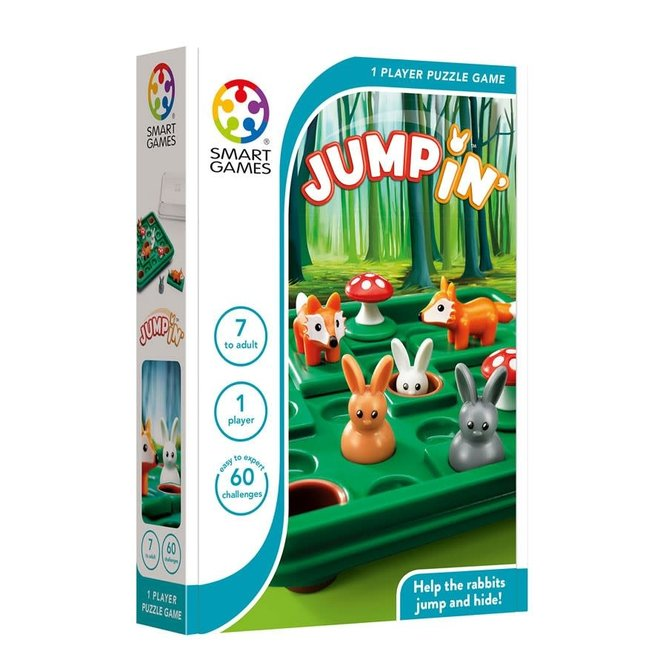 SMART GAMES - Jump'In (+7jaar)
