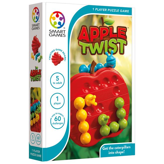 SMART GAMES - Apple Twist (+5jaar)