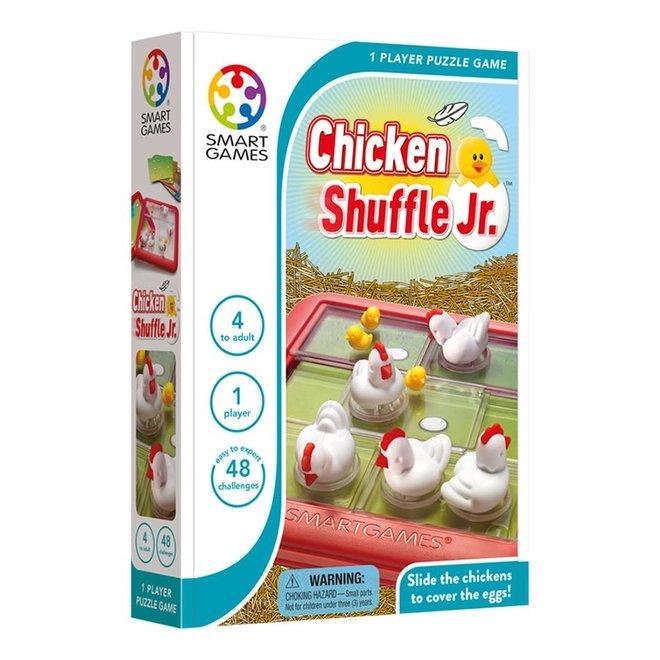 SMART GAMES - Chicken Shuffle (+4jaar)