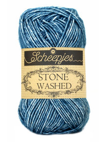 Scheepjes Stone Washed - 805 - Blue Apatite