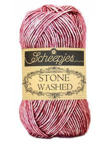 Scheepjes Stone Washed - 808 - Corundum Ruby