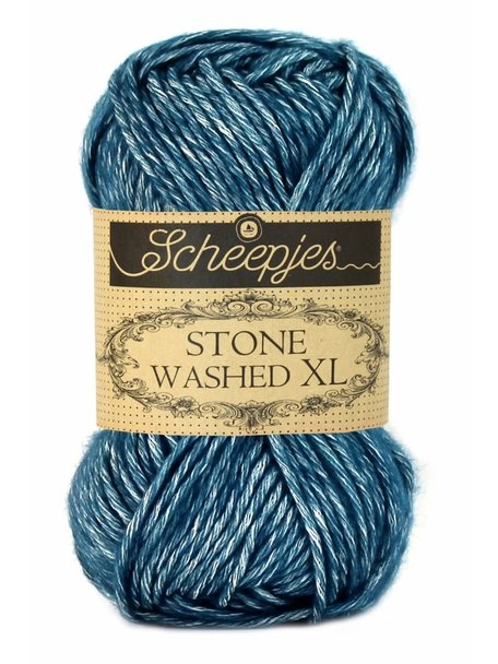 Scheepjes Stone Washed XL - 845 - Blue Apatite