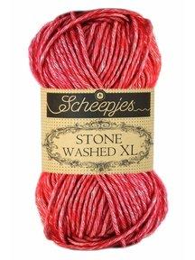 Scheepjes Stone Washed XL - 847 - Red Jasper