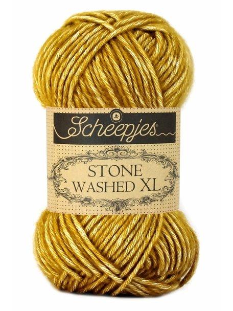 Scheepjes Stone Washed XL - 849 - Yellow Jasper