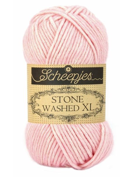 Scheepjes Stone Washed XL - 860 - Rose Quartz