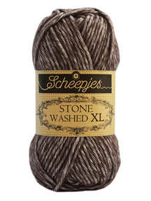 Scheepjes Stone Washed XL - 869 - Obsidian