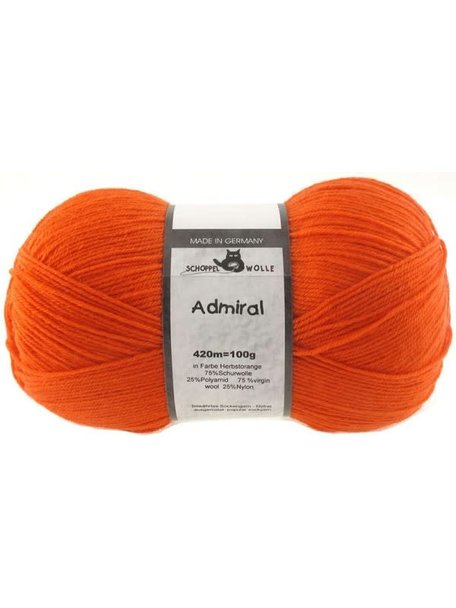 Schoppel Admiral Admiral 0891 Autumn Orange