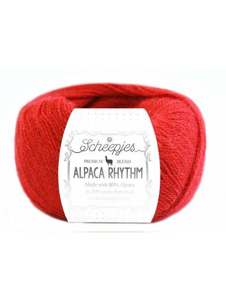 Scheepjes Alpaca Rhythm - 664 - Flamenco