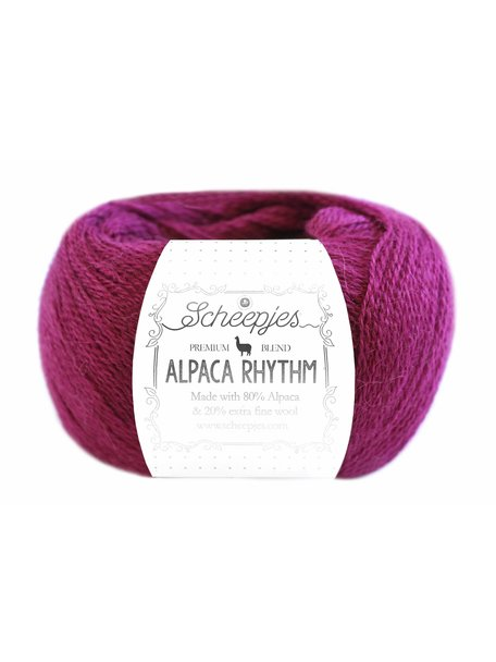Scheepjes Alpaca Rhythm - 667 - Jitterbug