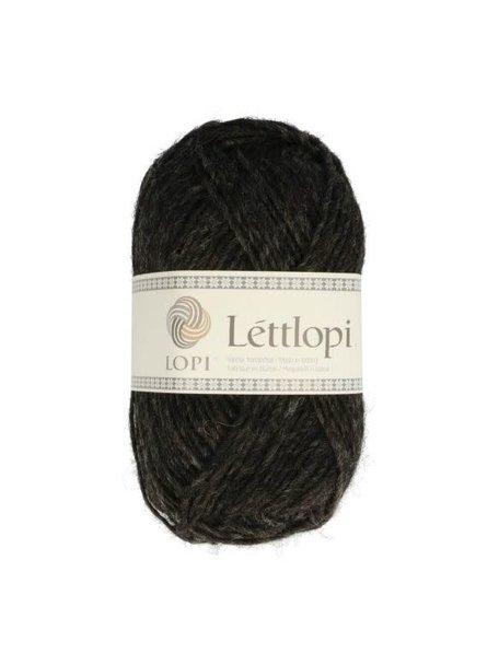 Istex lopi Lett lopi - 0005 - black heather