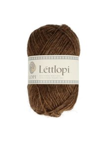 Istex lopi Lett lopi - 0053 - acorn heather