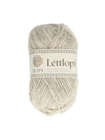 Istex lopi Lett lopi - 0054 - light ash heather