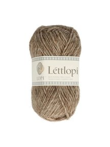 Istex lopi Lett lopi - 0085 - oatmeal heather