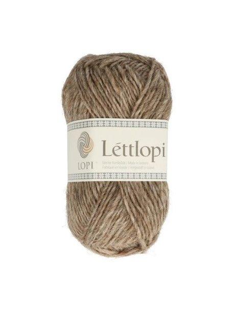 Istex lopi Lett lopi - 0085 - oatmeal heather