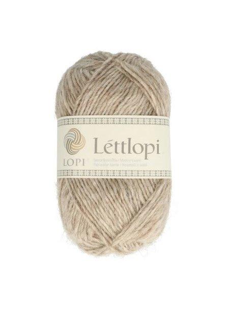 Istex lopi Lett lopi - 0086 - light beighe heather
