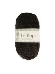 Istex lopi Lett lopi - 0052 - black sheep heather