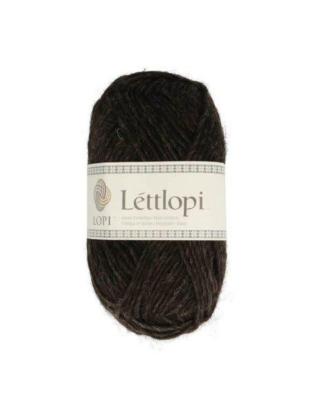 Istex lopi Lett lopi - 0052 - black sheep heather