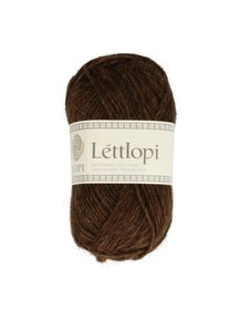 Istex lopi Lett lopi - 0867 - chocolate heather