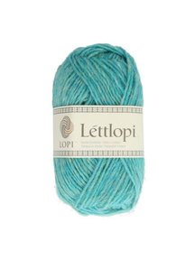 Istex lopi Lett lopi - 1404 - glacier blue heather