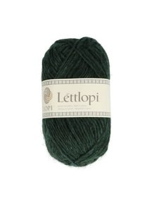 Istex lopi Lett lopi - 1405 - bottle green heather