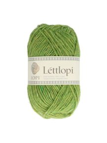 Istex lopi Lett lopi - 1406 - spring green heather