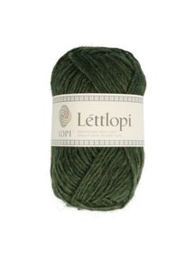 Istex lopi Lett lopi - 1407 - pine green heather