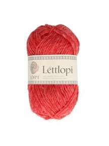 Istex lopi Lett lopi - 1408 - light red heather - discontinued