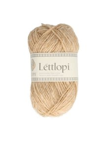 Istex lopi Lett lopi - 1418 - straw