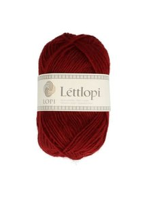 Istex lopi Lett lopi - 9414 - burnt red - discontinued