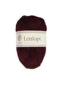 Istex lopi Lett lopi - 9417 - dark wine - discontinued