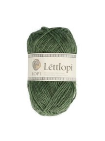 Istex lopi Lett lopi - 9422 - sage green heather - discontinued