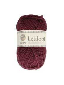 Istex lopi Lett lopi - 9429 - berry heather - discontinued